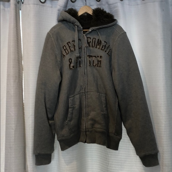 28746b475 Abercrombie and Fitch Wolf Jaw Jacket